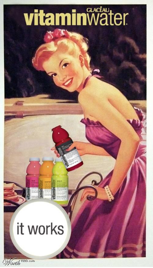 Vintage VitaminWater