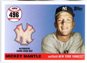 Mickey Mantle - Topps Bread & Butter