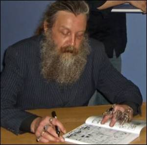 Alan Moore - What time is it?