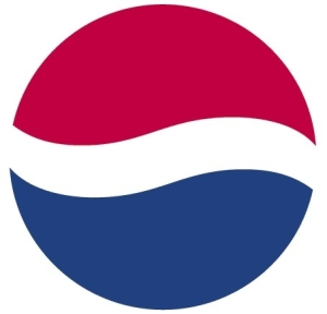 The Pepsi logo we all know and love