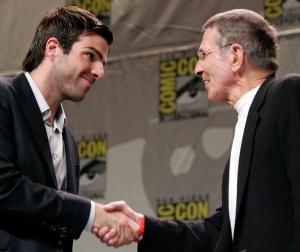 Spock - Pleased to meet me