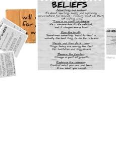 Angency Nil Manifesto